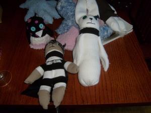 Maggie's dolls