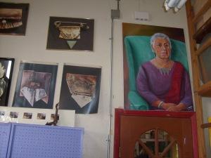 Madelines' studio portrait
