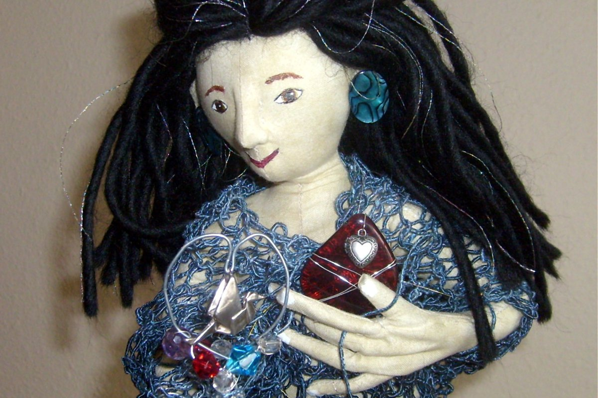 Art Doll Detail