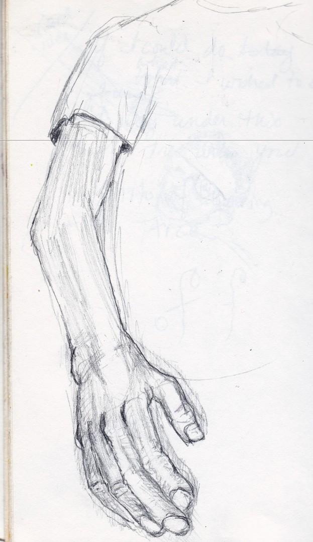 parkinson's sketch